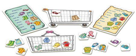 Lista de cumparaturi - Haine Orchard Toys