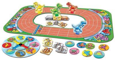 Joc Intrecerea dinozaurilor Dinosaur Race Orchard Toys