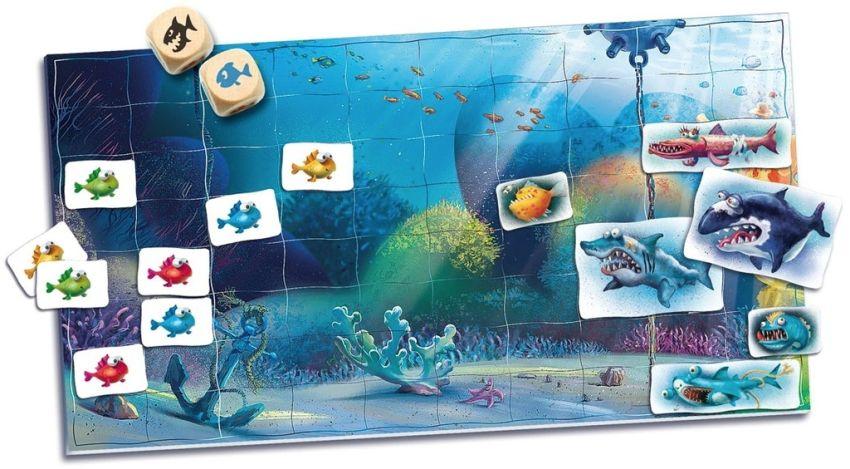 Joc Logis Ascunzatoarea din recif