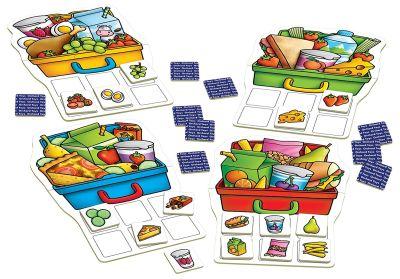 Joc Pachetelul de mancare Lunch Box Orchard Toya
