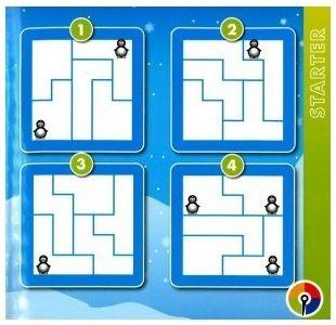 Joc Pinguini pe gheata Smart Games