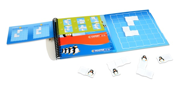 Joc magentic Parada pinguinilor Smart Games