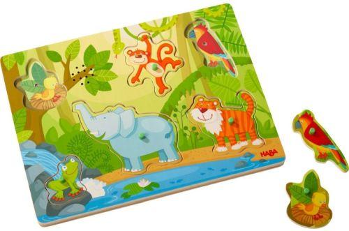 Puzzle cu sunete Animale