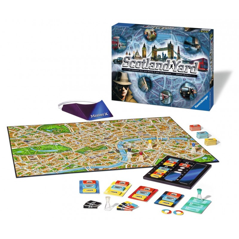 Joc Scotland Yard Ravensburger
